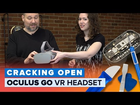 Oculus Go teardown: How they squeeze in all that tech (Cracking Open) - UCOmcA3f_RrH6b9NmcNa4tdg