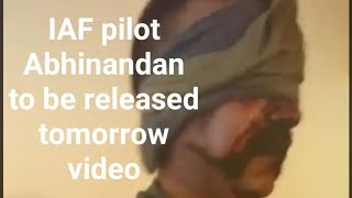 IAF pilot Abhinandan to be released tomorrow Pakistan PM Imran Khan said latest updates
