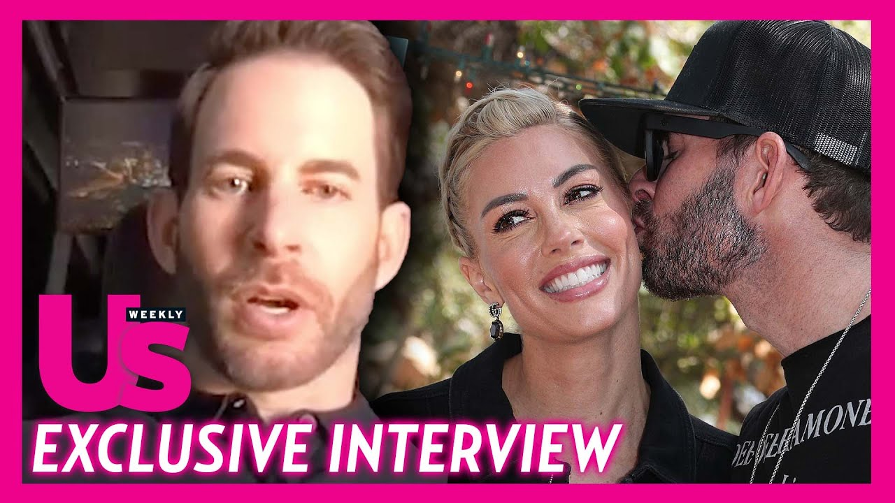 Tarek El Moussa On Having More Kids With Heather Rae Young & Being In Love
