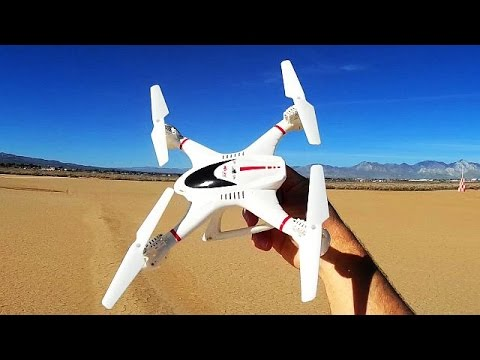 MJX RC X400 Drone with Some Thoughts on Motors - UC90A4JdsSoFm1Okfu0DHTuQ
