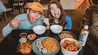 MUKBANG | GROWING UP IN INDONESIA VS VIETNAM