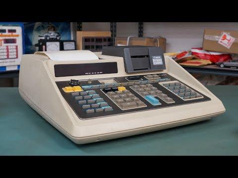 EEVblog #1153 - 1970's Programmable Calculator Teardown - UC2DjFE7Xf11URZqWBigcVOQ