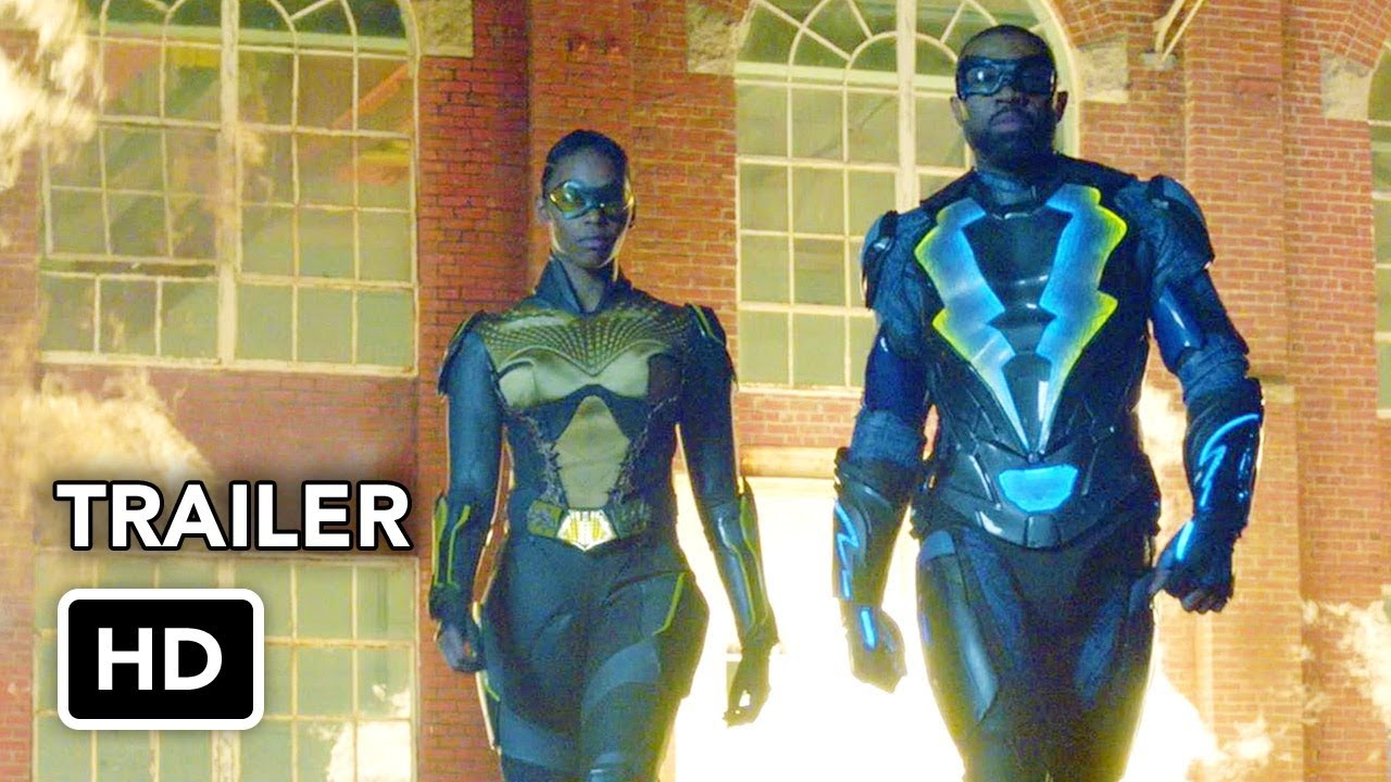 "Black Lightning (The CW) ""Pierce Family"" Trailer HD Thumbnail"
