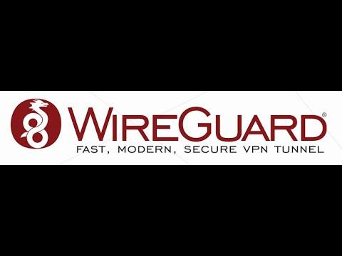 Wireguard VPN on the MainPC