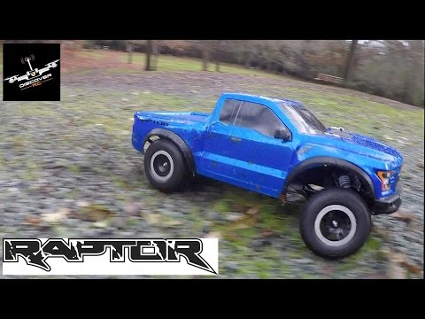 Traxxas 2WD Ford Raptor RTR Driven - UCKqpeIILaupg-SvrIstn-yA