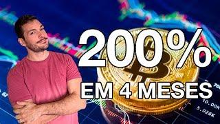 200% de retorno com Bitcoin | Por que prefiro Nassim Taleb a Warren Buffet?