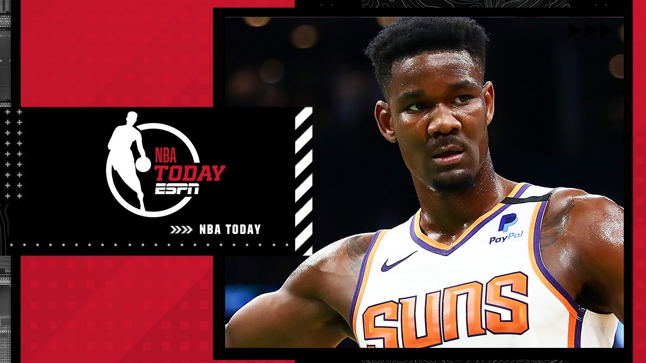 Adrian Wojnarowski gives the latest on Deandre Ayton not getting the rookie extension | NBA Today