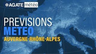 Météo Auvergne-Rhône-Alpes du 18 mai 2019