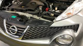 Sostituzione batteria Nissan Juke- Motoriefaidate