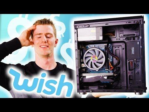 Building a PC... using only Wish.com - UCXuqSBlHAE6Xw-yeJA0Tunw