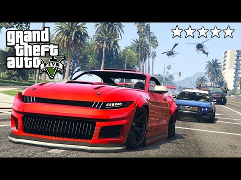 COPS AND ROBBERS w/ MY GIRLFRIEND!! (GTA 5 Online) - UC2wKfjlioOCLP4xQMOWNcgg