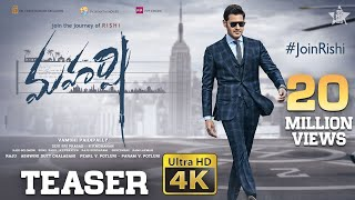 Video Trailer Maharshi