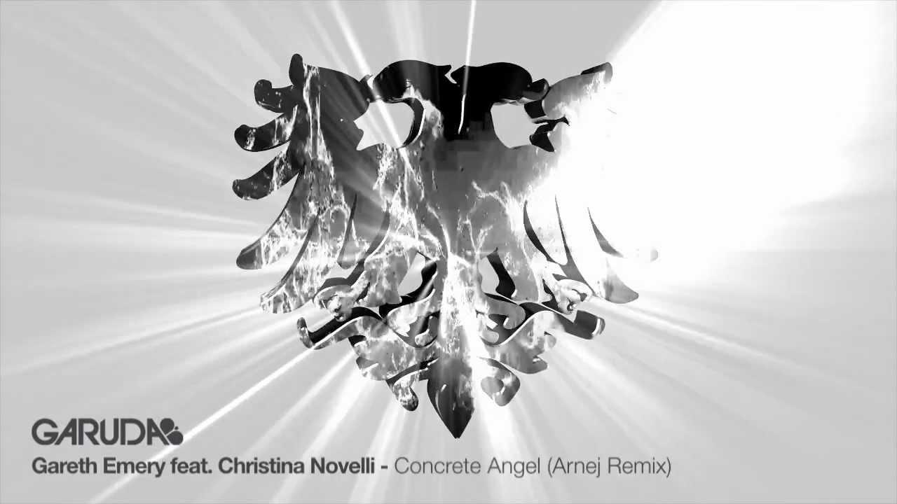 gareth emery concrete angel remix