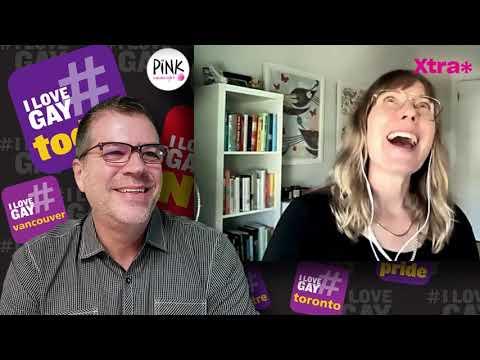 Rachel Giese, Editorial Director - Xtra Magazine & Pink Triangle Press