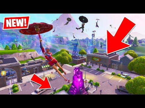 RETAIL ROW is BACK with ZOMBIES!! 100 People Landing Retail Row! (New Fortnite Update) - UC2wKfjlioOCLP4xQMOWNcgg