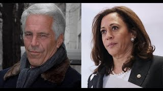 BREAKING: KAMALA HARRIS has 2nd fundraiser with Donors who have QUESTIONABLE TIES to Jeffrey Epstein