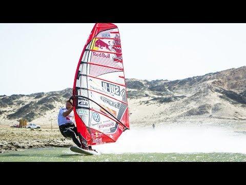 High speed windsurfing in Namibia /wBjörn Dunkerbeck - UCblfuW_4rakIf2h6aqANefA
