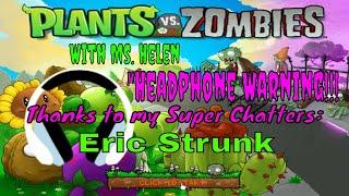 Plants vs Zombies | Headphone Warning!