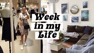 WEEKLY VLOG   WHAT I DID + NEW HOME UPDATES