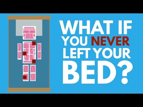 What Would Happen If You Never Left Your Bed? - UCpJmBQ8iNHXeQ7jQWDyGe3A