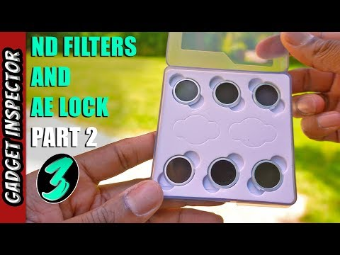 Parrot ANAFI ND Filter and Camera Test | Episode 3 (Part 2) - UCMFvn0Rcm5H7B2SGnt5biQw
