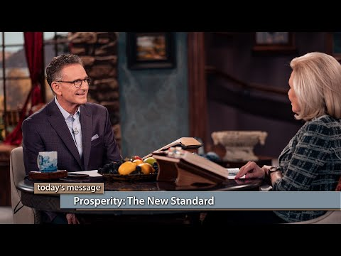 Prosperity: The New Standard