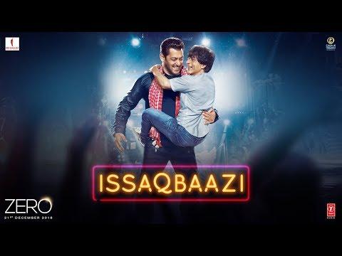 Jiyara Chaknachoor Hai Ishqbaazi se Lyrics - Zero Song | Shahrukh Khan, Salman Khan