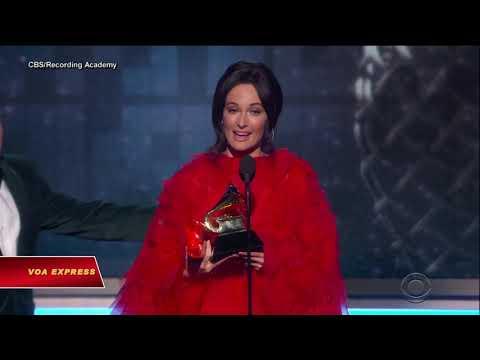 Grammy 2019 vinh danh các nữ nghệ sĩ (VOA)