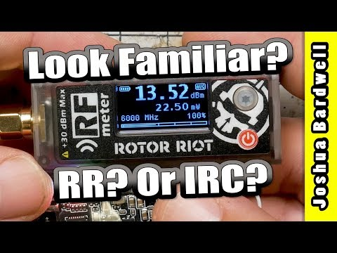ImmersionRC RF Power Meter Rotor Riot Edition - UCX3eufnI7A2I7IkKHZn8KSQ