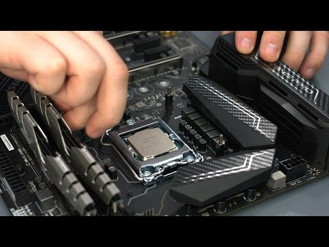 Kaby Lake / Z270 Build - MSI Z270 Gaming Pro Carbon / Intel Core i5-7600K - UCXQpf5LtNl7dbmZlxlFIO_w