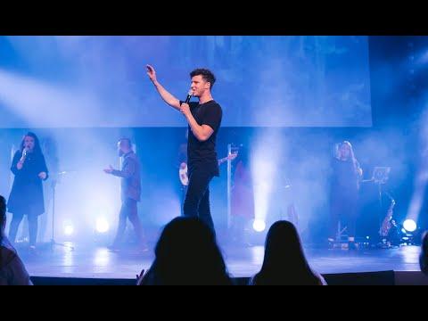 Power of the Cross  Zack Parkhotyuk  Youth Service