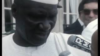 French State Visit by Sekou Toure of Guinea Overshadowed by Human Rights Protests | Sept. 1982