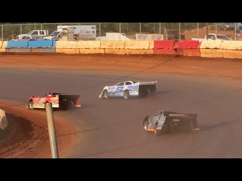 7/25/2021 602 Charger Late Models  Cherokee Speedway - dirt track racing video image