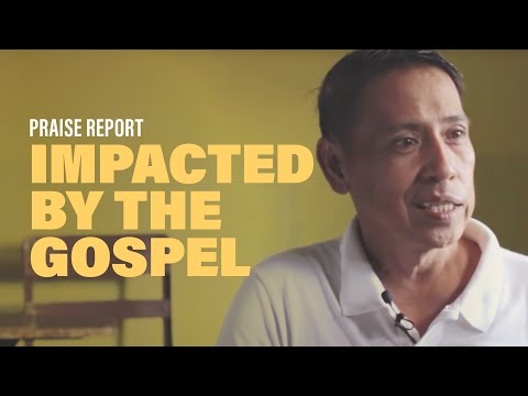 Filipino Pastor Impacted By The Gospel  New Creation Church