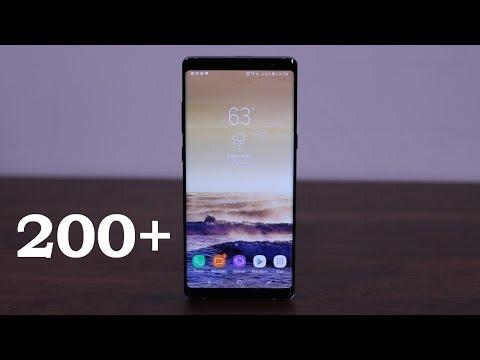 200+ Samsung Galaxy Note 8 Tips, Tricks & Hidden Features - UCKlOmM_eB0nzTNiDFZibSSA