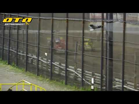 New Egypt Speedway   Modified Feature Highlights   8/14/21 - dirt track racing video image