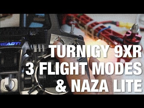 Turnigy 9XR 3 Position Switch for Different Flight Modes w/ NAZA Lite and TBS Discovery Quadcopter - UC_LDtFt-RADAdI8zIW_ecbg