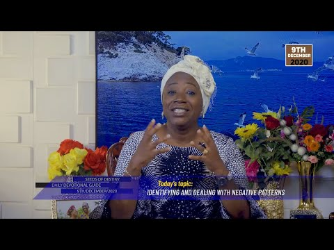 Dr Becky Paul-Enenche - SEEDS OF DESTINY  WEDNESDAY DECEMBER 9, 2020
