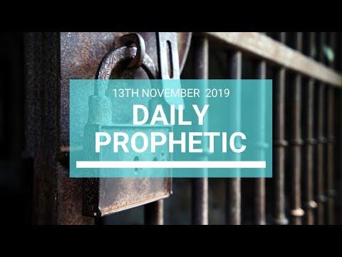 Daily Prophetic 13 November 2019 Word 7