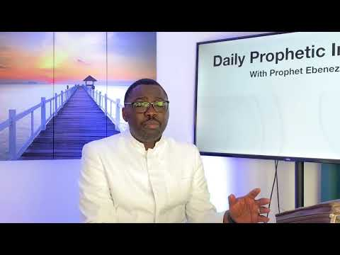 Prophetic Insight Aug 5th, 2021