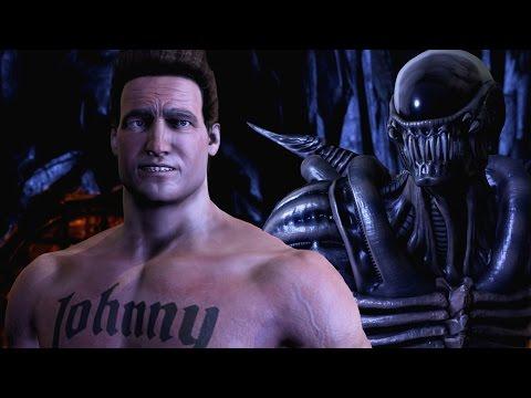 Johnny Cage's Hilarious New Intros in Mortal Kombat XL - UCKy1dAqELo0zrOtPkf0eTMw