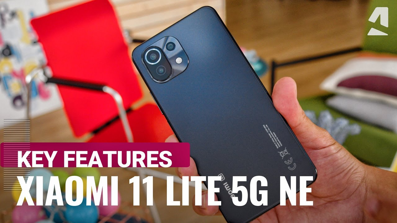 Xiaomi 11 lite 5G NE hands-on & key features