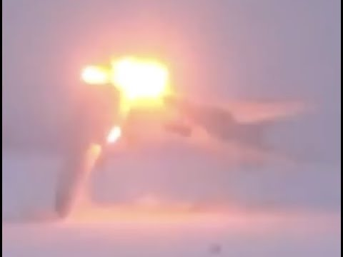 Update Russian Nuke Warplane TU-22M3 Crashes In Arctic