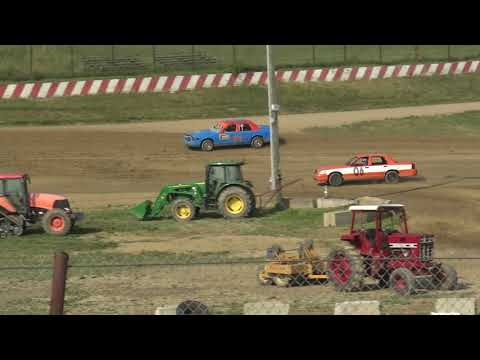 Brushcreek Motorsports Complex | 7/3/21 | 21st Annual Firestorm | Crown Vic Feature - dirt track racing video image