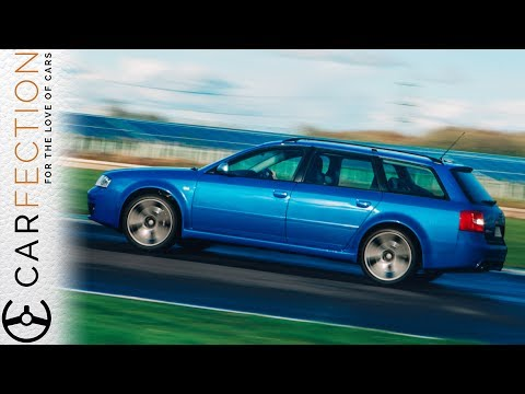 Audi C5 RS6: History Of The Audi RS Wagons PART 3/6 - Carfection - default