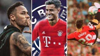 Officiel Coutinho arrive au Bayern!!! M.Pogba et Rothen critiquent Neymar, Aduriz éteint le Barça, l