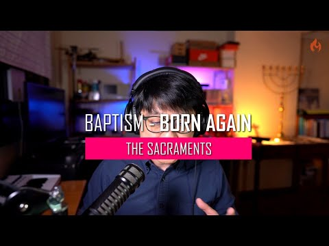 Baptism - Born Again