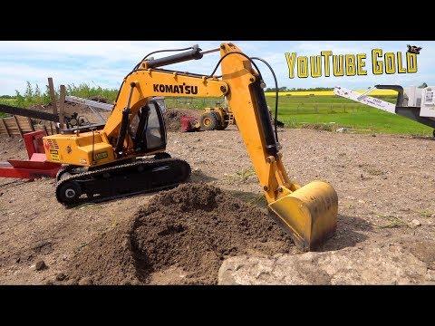 YouTube GOLD - Fields of GOLD!? Plot Twister (s2 e16) | RC ADVENTURES - UCxcjVHL-2o3D6Q9esu05a1Q