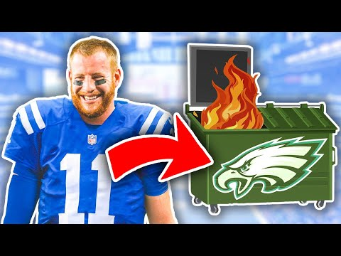THE PHILADELPHIA EAGLES TOTALLY SCREWED THIS UP!