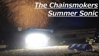The Chainsmokers Full Concert at Summer Sonic 2019 in Tokyo, Japan (18 Aug, 2019)
